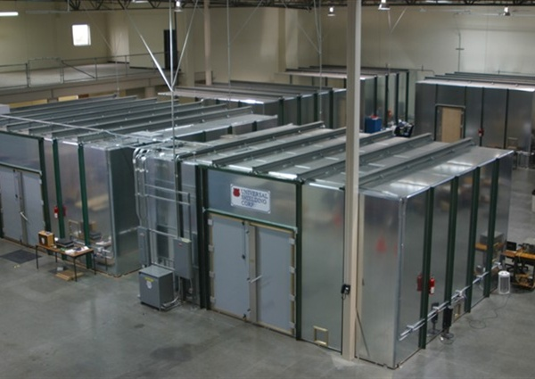 RF Shielded Chambers